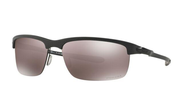 e2770f7b4e7 Oakley CARBON BLADE Matte Carbon   Polarized Prizm Daily Sunglasses OO9174 -07