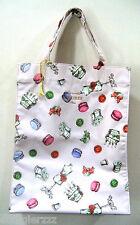 LADUREE Paris Macarons Pink Tote Bag