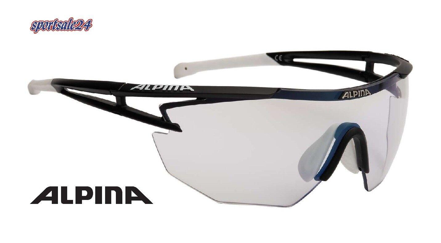 Alpina  eye-5 Shield VLM  Sports Bike Goggles Varioflex nouveau Special Price