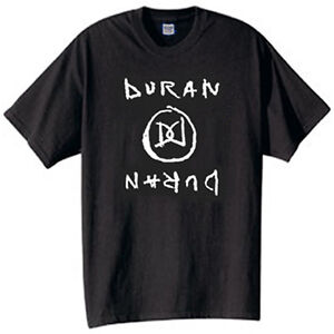 Duran Duran Pressure Off Hoodie in Black Pullover Sweatshirt in Sizes SM 2XL