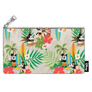 Mickey-Mouse-Mickey-Hawaii-Print-Pouch-Pencil-Case-NEW-Loungefly