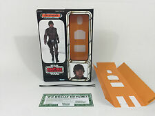 "brand new Star wars esb 12"" prototype luke skywalker bespin box +"