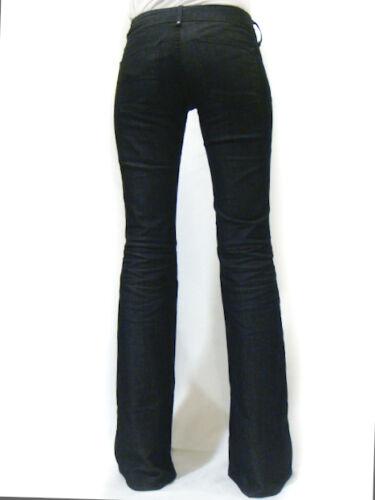 Wide Stretchy Womens Brand Leg Habitual Cinch Mørkeblå Nwt Flare Jeans wOqXZtWx