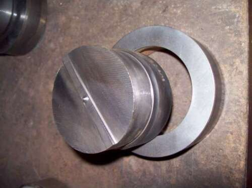 2 9/16 inch Whitney punch & die set Same as used in diacro press