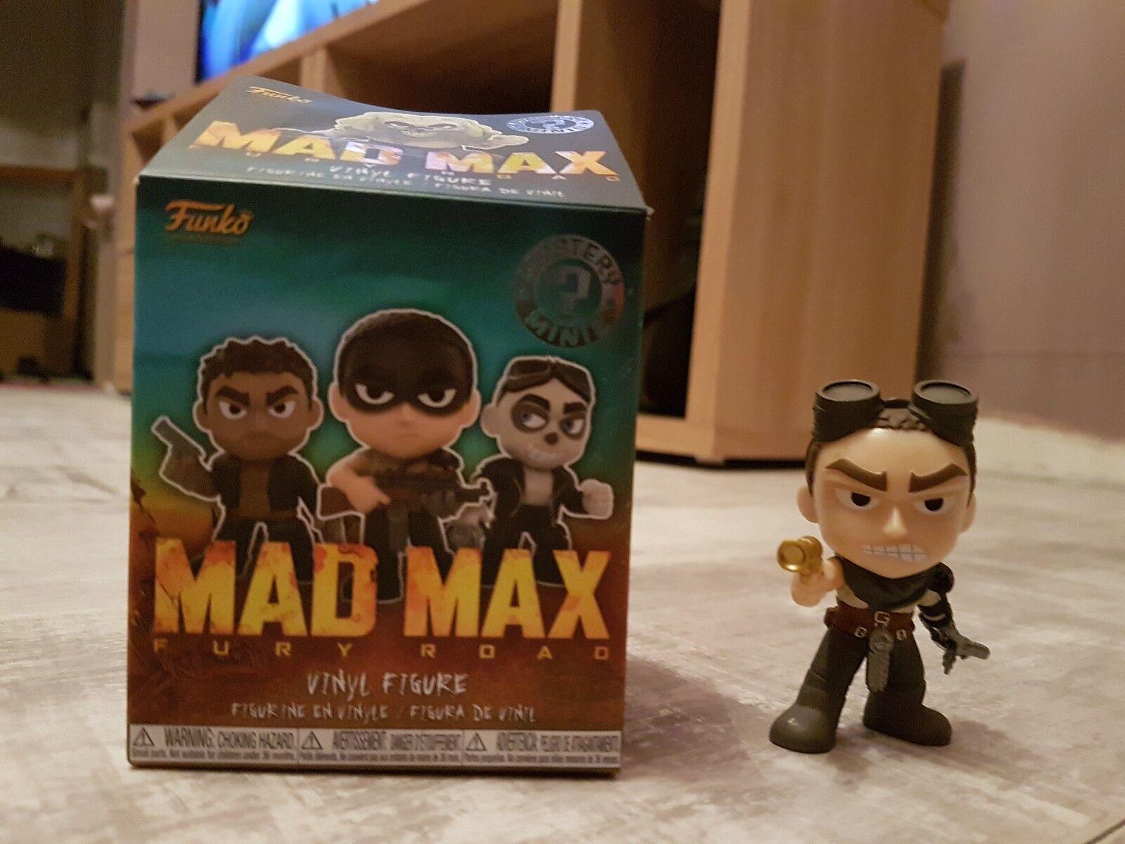 Funko Mystery Minis   Minis Mad Max Series  Imperator Furiosa with Goggles 7fa2df
