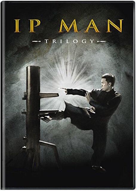 IP MAN TRILOGY DVD - [4 DISCS] - NEW UNOPENED - DONNIE YEN