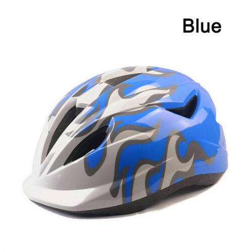 Kids Boy Girl Carbon Bicycle Cycling MTB Skate Helmet Mountain Bike Helmet