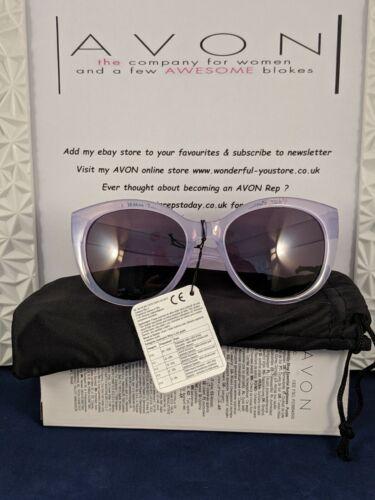 BNIB Avon Holiday Shop Essential Sunglasses Green Pink /& Purple FREE P/&P