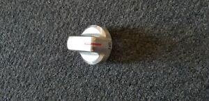 DG94-02141A OEM Samsung Burner Knob Stainless Steel for NX58M6650WS//