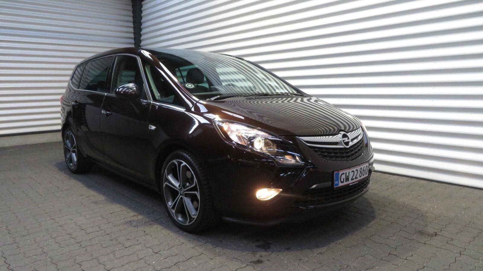 Opel Zafira Tourer 2,0 CDTi 165 Cosmo aut. 5d
