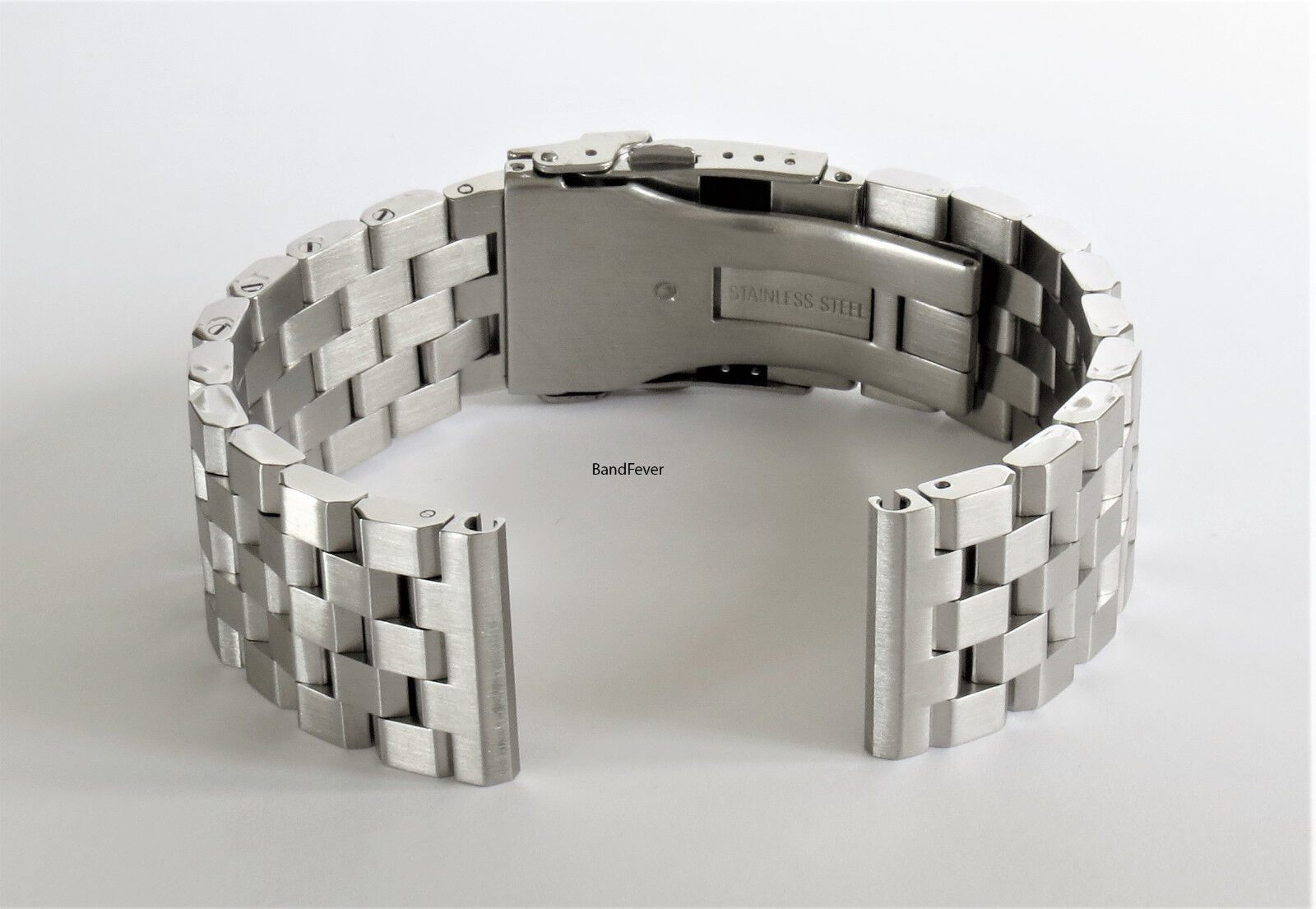 20mm Heavy Oyster Watch Band Bracelet For Tudor Stainless Steel Straight End For Sale Ebay