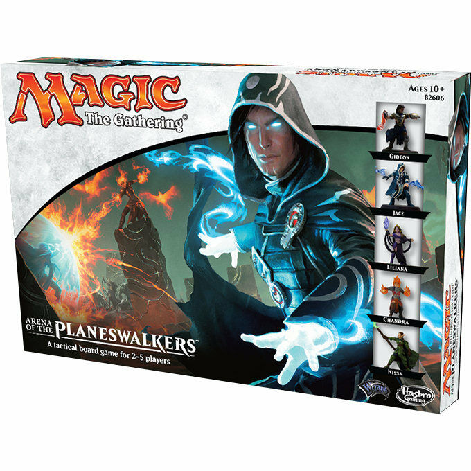 Magic the Gathering  Arena of the Planeswalkers - Boardgame - English, New