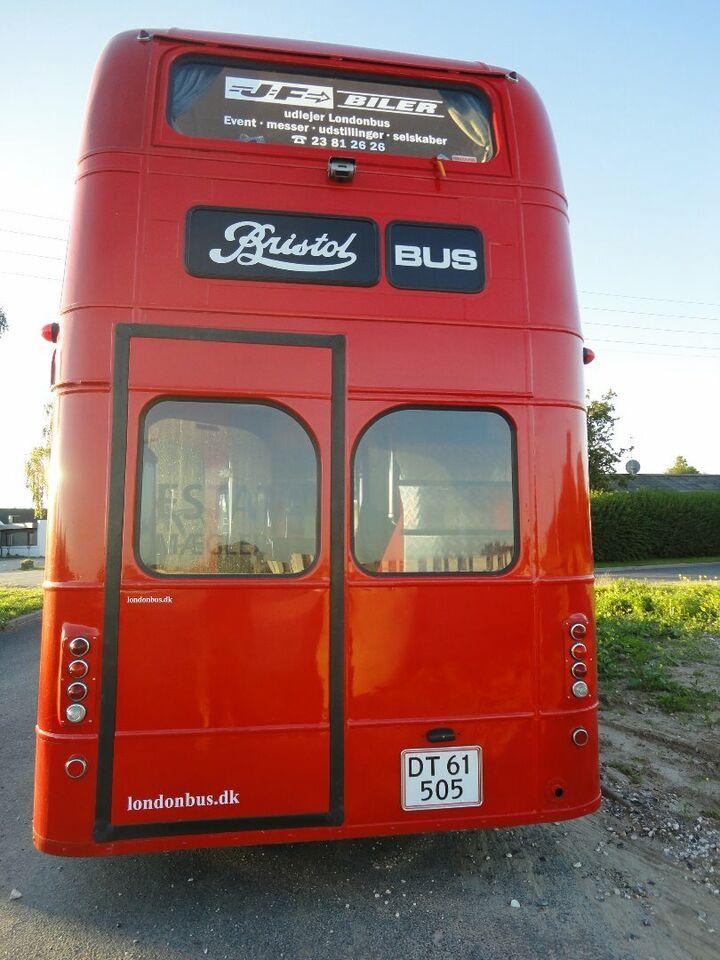 Bristol Londonbus, Diesel, årg. 1959