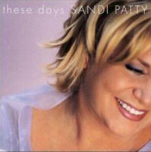 Sandi Patty - These Days CD #G1996880