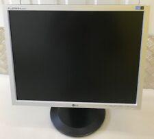 LG Flatron L2000CP-SF 50,8cm(20Zoll) 4:3 LCD Monitor 1600x1200 DVI Silber