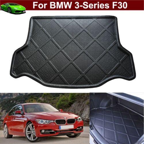 Car Cargo Mat Trunk Liner Tray Floor Mat For BMW 3-Series F30 Sedan 2009-2019