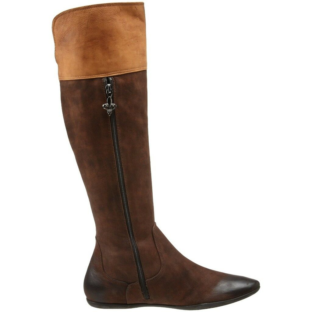 Donald Pliner Damenschuhe Fashion Hedda Braun Knee-High Suede Winter Fashion Damenschuhe Stiefel 6.5 c9664f