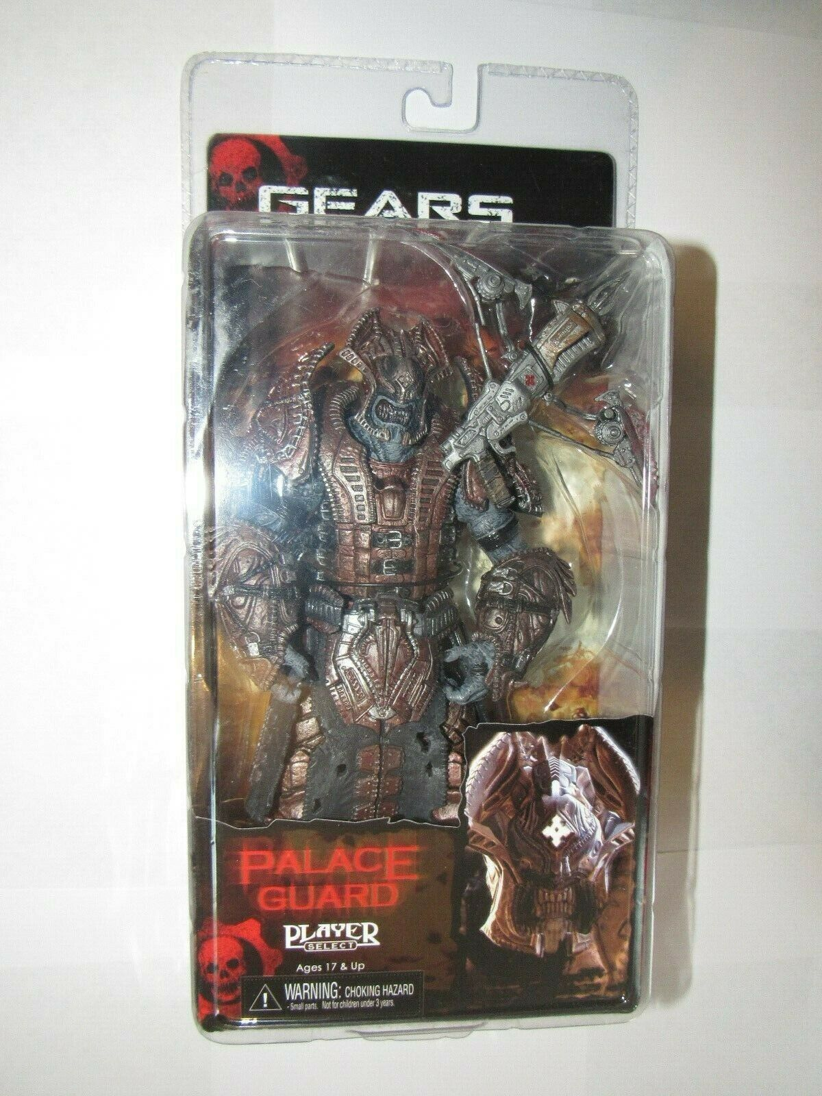 Gears of War Neca 7  scale Figure NEW Palace Guard GOW 2