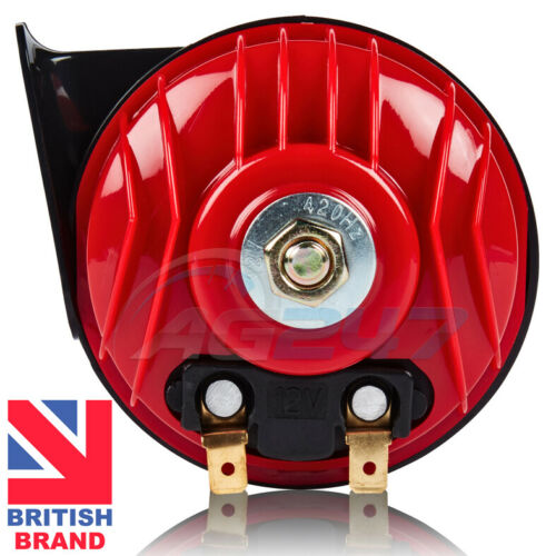 Ring REH130 112dB 12v Car Motorcycle Low Note OE Quality Electromagnetic Horn
