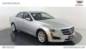 2014 Cadillac CTS Luxury AWD, 3.6L V6, Power Moonroof, Navigation, Heated Leather Seats