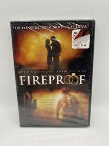 NEW SEALED DVD FIREPROOF KIRK CAMERON ERIN BETHEA