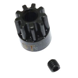 32dp 3.175 mm 9 T moteur pignon engrenages des pièces de rechange pour 1/10 RC Voiture Crawlers