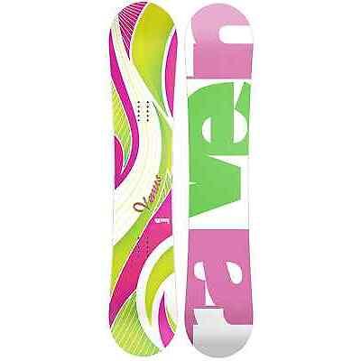 Snowboard Raven Venus Green/Pink  - Längen 136, 140, 144, 147, 151cm - Neu!!!