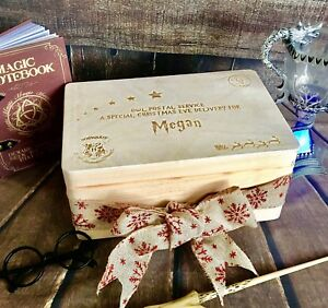Christmas Eve Crate.Details About Harry Potter Inspired Christmas Eve Box Crate Kids Santa Father Xmas Hogwarts