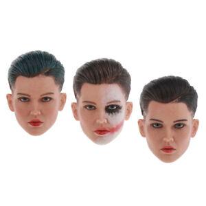 1//6 Accessory Action Figure Female Head Carving Female Head Sculpt