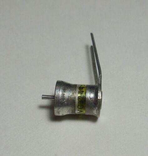 LOT OF 15 UK12-474Z PHILIPS CAPACITOR 0.47UF 12V CERAMIC DISC
