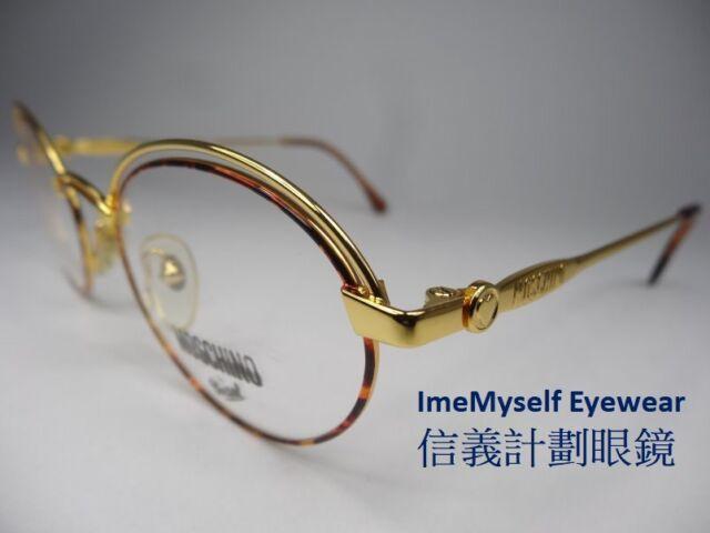c6b61f9095 ImeMyself Eyewear MOSCHINO by Persol M44 vintage round frame optical  eyeglasses