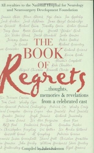 1 of 1 - The Book of Regrets, Excellent Books