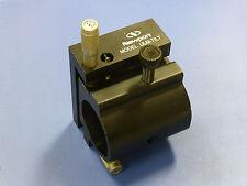 Newport ULM-TILT-M Adjustable Cylindrical / Tube Laser Mount, SM-13 Micrometers