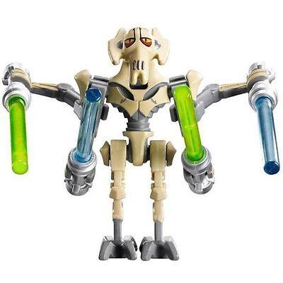 New General Grievous Star Wars Minifigure Building Toys Custom Lego