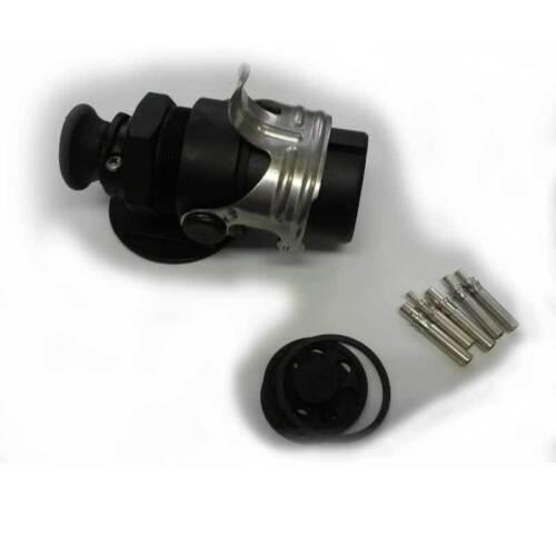 ABS-Stecker 5-polig 24V