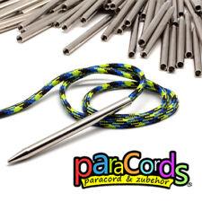 Paracord Nadel für Paracord und Microcord 77mm x 5mm mit Innengewinde