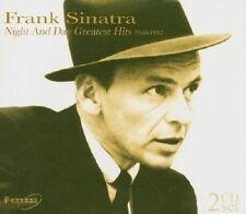 FRANK SINATRA - NIGHT AND DAY GREATEST HITS 1940-19 2 CD NEU