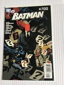 BATMAN-700-MIKE-MIGNOLA-RED-HOOD-1-in-25-VARIANT-FIRST-PRINT-DC-COMICS