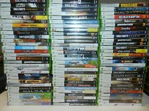 Microsoft-Xbox-360-Games-Complete-Fun-You-Pick-amp-Choose-Video-Games-Lot-UPDATED