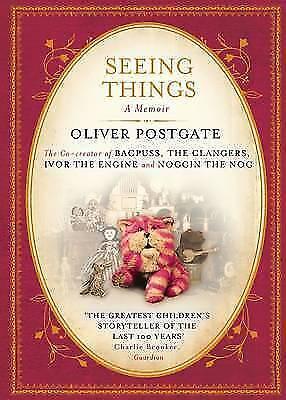Seeing Things, Postgate, Oliver, Very Good Book
