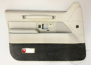 NOS-1993-1994-Lincoln-Town-Car-Doorpanel-LF-Gray-F3VY5423943CYF