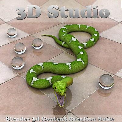 Blender 3D Graphics Design Animation Studio Pro Windows 8, Windows 7, Vista, XP