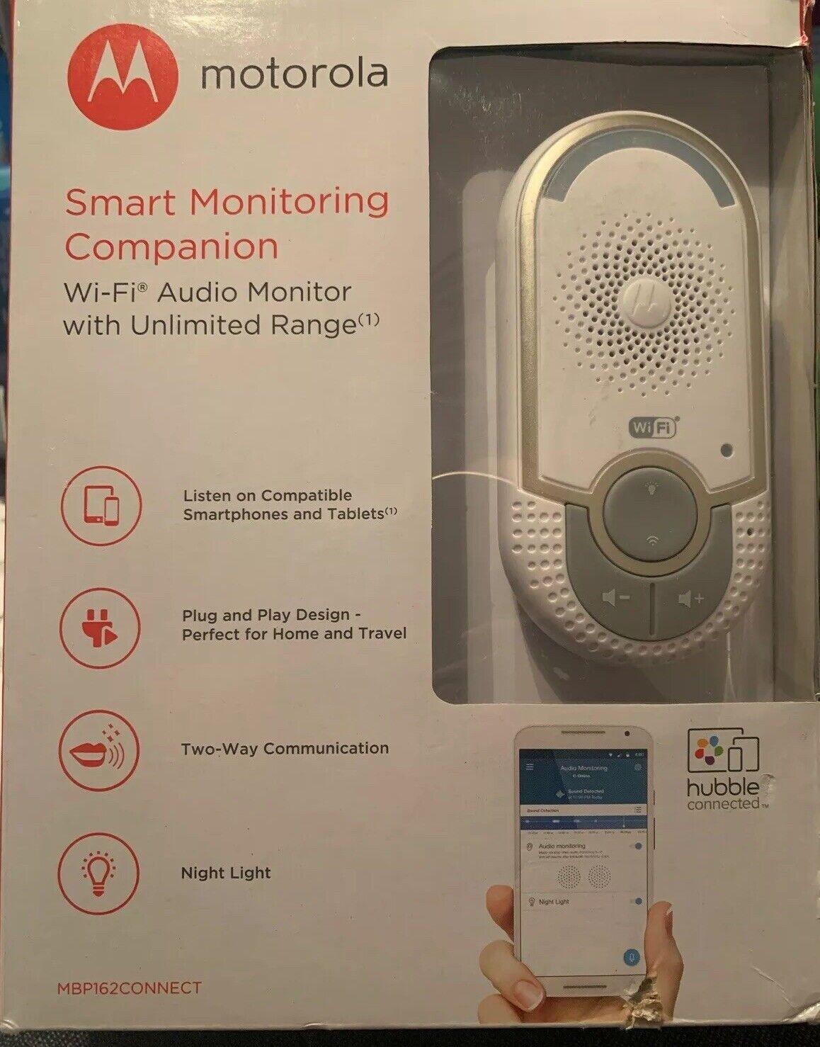 Mit Nachtlicht und... Motorola MBP 162 Babyphone Digitales Wireless Babyfon