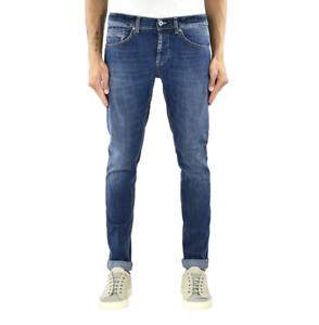Dondup-Jeans-Uomo-Mod-GEORGE-U232-DS107U-Nuovo-e-Originale-SALDI