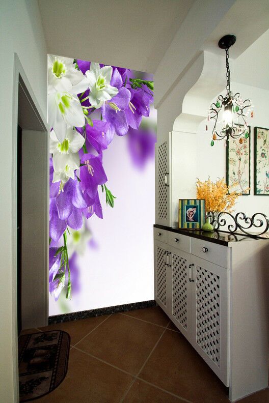 3D Flowers 469 Wallpaper Murals Wall Print Wall Mural AJ WALL AU Lemon