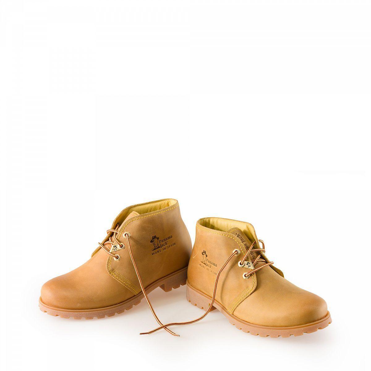 Panama Panama Panama Jack Herrenschuhe Schuhes Stiefeletten Schuhe Vintage Napa d98498
