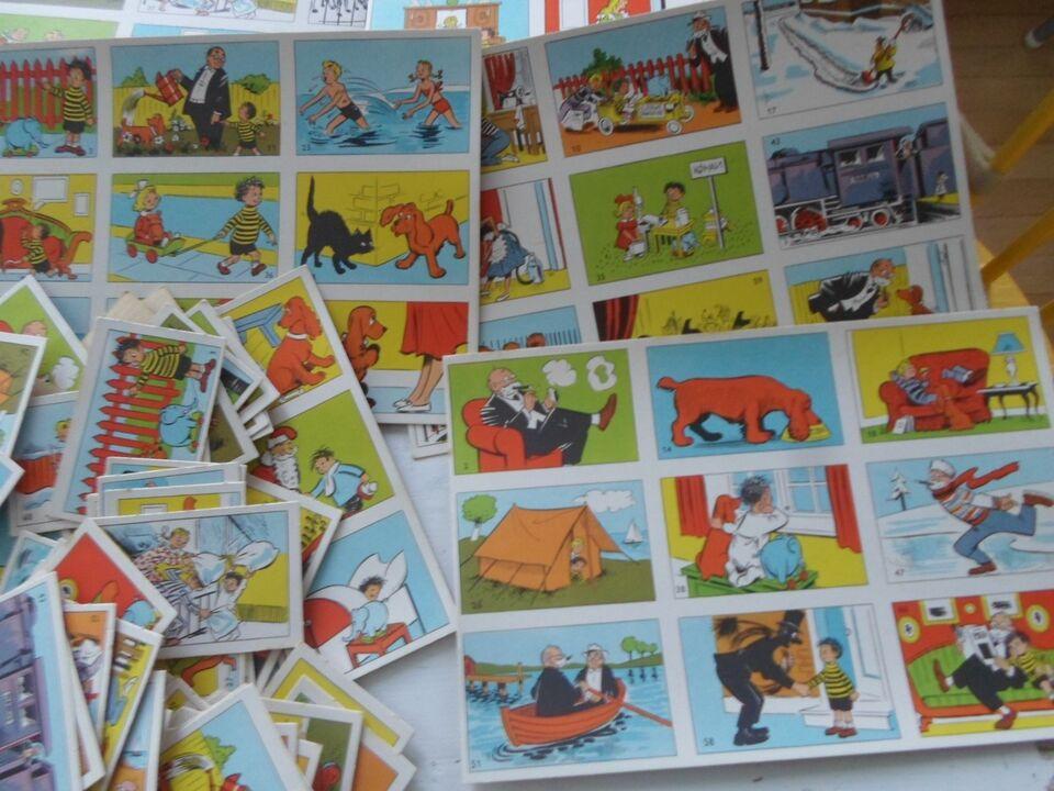 Spil, Far til Fire billedlotteri fra 1954
