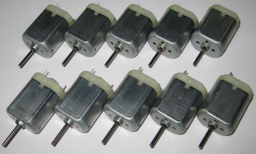 Generate 1 V per 800 RPM 12 VDC Mini Generator 10 X 280 Mabuchi DC Motor