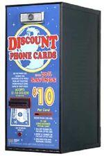 American Changer Ac501 Phone Card Vending Machine Standard 130 Card Capacity