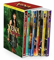 Xena: Warrior Princess, Movies Tv Dvd Action Drama Adventure Family Home Theatre
